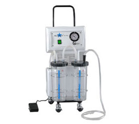 suction device, surgical suction machine, aspirator, portable suction units